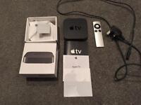 Apple TV (2nd Generation) w/ box, docs, remote