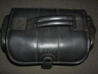 SONY CAMERA CAMCORDER BAG CASE (PRICE REDUCED)
