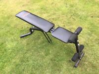 York weight dumbbell bench DB4