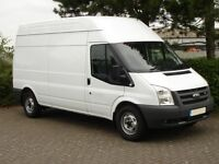 Reliable and helpful man and van available from £12p/h*