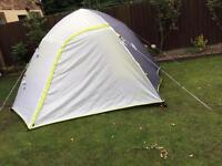 Coleman 5 person instant dome tent.