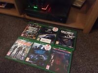 Xbox One + Games + 2 X Controllers and Charge Station - Moving Overseas