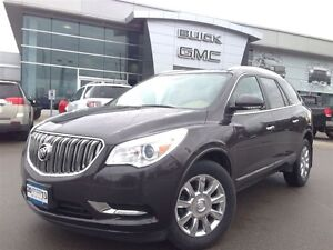 2013 Buick Enclave CXL AWD|Leather|Sunroof|Navigation|BOSE Audio