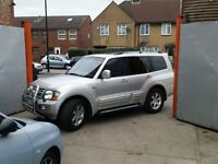 Mitsubishi Shogun 3.2 Di D 4x4 Automatic Lwb 7 Seater Fully Loaded