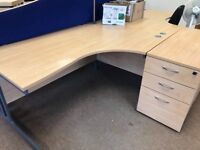 Office furniture closing down sale - lots of tables, desks, chairs and cabinets etc. All need to go