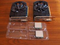 AMD A6-6400K processor (two available)