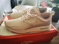 Nike pink Thea size 6