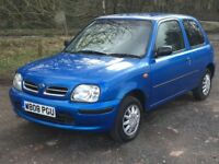 Nissan Micra 1.0 profile 3 door just motd and serviced power steering nippy and economical nice car