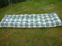 """Sun Bed Mattress- second hand 5' x 29"""""""