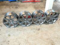 Volkswagen Audi Alloy Wheels