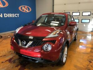 2015 Nissan Juke SV AWD/BACK-UP CAM/ PUSH BUTTON START/ POWER...