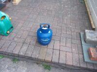 calor 4.5kg full gas bottle