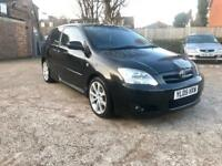 2005 Toyota Corolla 1.6 vvt-I t3 just passed new mot