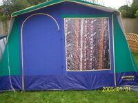 suuncampus tent 6 berth