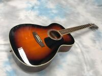 Aria AF-20 Small Body Acoustic Guitar