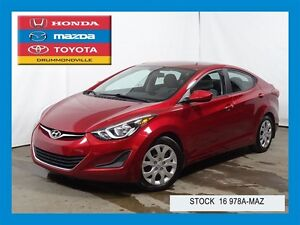 2014 Hyundai Elantra GL+SIEGES CHAUFFANTS+BLUETOOTH