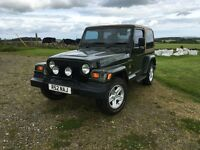 Jeep Wrangler Sahara 1997 - Excellent Condition