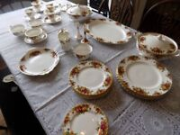 Royal Albert Old Country Roses Collection