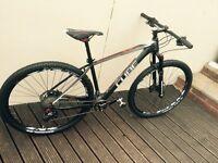 Cube race ltd blackline mountain bike