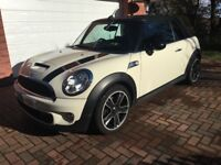 2011MY Mini Cooper S Convertible 1.6 (improved N18 Engine)