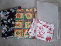 Job lot of Fabric