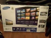 "Samsung UE48H6700 48"" 3D Smart Full HD 1080p LED LCD"
