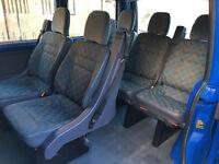 Excellent condition Mercedes Vito Van seats x5