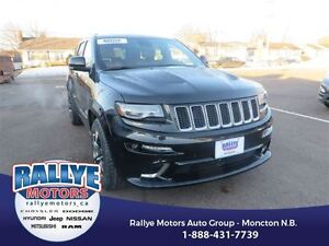 2014 Jeep Grand Cherokee SRT! 4X4! Back Up! Alloy! Nav! Sunroof!