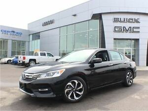 2016 Honda Accord EX-L One owner, accident free
