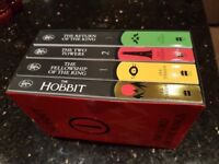Reduced to £10 - Full set of Lord of the rings books