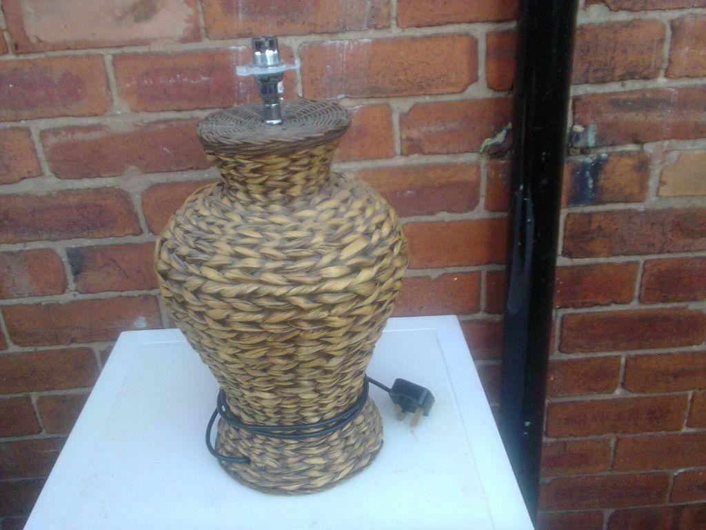 3 lamps 3 each in kirkby in ashfield nottinghamshire for P a furniture kirkby
