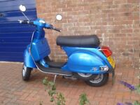 LML 200 4 STROKE, VESPA PX CLONE, ONE MATURE OWNER, 2016, EXCELLENT CONDITION