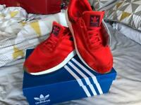 Adidas Iniki core red brand new
