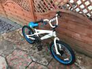SILVERFOX BMX STUNT BIKE
