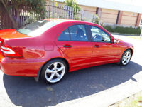 Mercedes-Benz C CLASS,in absolute immaculate condition 3 months warranty 3 months AA breakdown cover