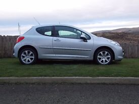 2009 207 1.6 HDI Sport, Mint Condition, Low Miles, History, corsa, Fiesta, clio, astra, megane