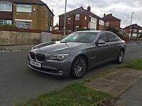 BMW 730d SE AUTO, Full service history HPI CLEAR
