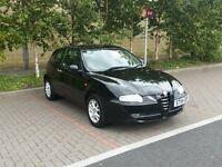 54 reg Alfa Romeo 147 1.6 TS 3dr - FSH - MOT to 01/09/16