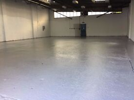 BIRMINGHAM 3000 SQFT Industrial Unit Warehouse Workshop Storage Available Immediately