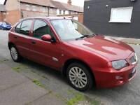 2005 Rover 25 1.4glx 21000miles!