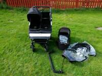 Mountain buggy duet 2.5 £380 ovno can post