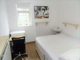 N1: Double Room Kings Cross/Angel - All bills included - No Agency Fees