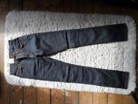 Skinny Raw Blue Jeans by Nudie (Grim Tim - W28 L34)
