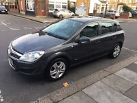 Vauxhall Astra 1.8 VVT Club Automatic Hatchback 5 Doors 2009 Petrol Grey 94949 miles.FOR SALE £2295