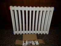 2 column radiators x3