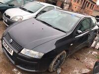 FIAT STILO 1.6 16v Dynamic 3dr (black) 2004