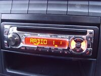 Panasonic CD Player Radio Car Stereo