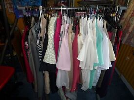 ladies clothing sizes from12 to16 assorted clothes