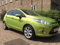 FORD FIESTA ZETEC TDCI FULL MOT SERVICE HISTORY FIRST TO SEE WILL BUY