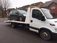 Scrap car collection and removal in Bristol
